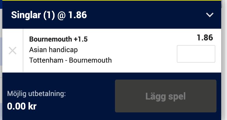 Bourne +1,5