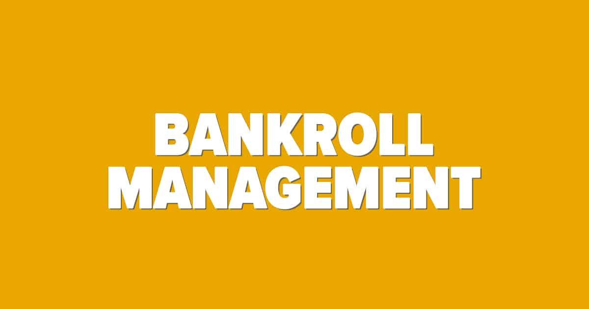 Bankroll Management bild
