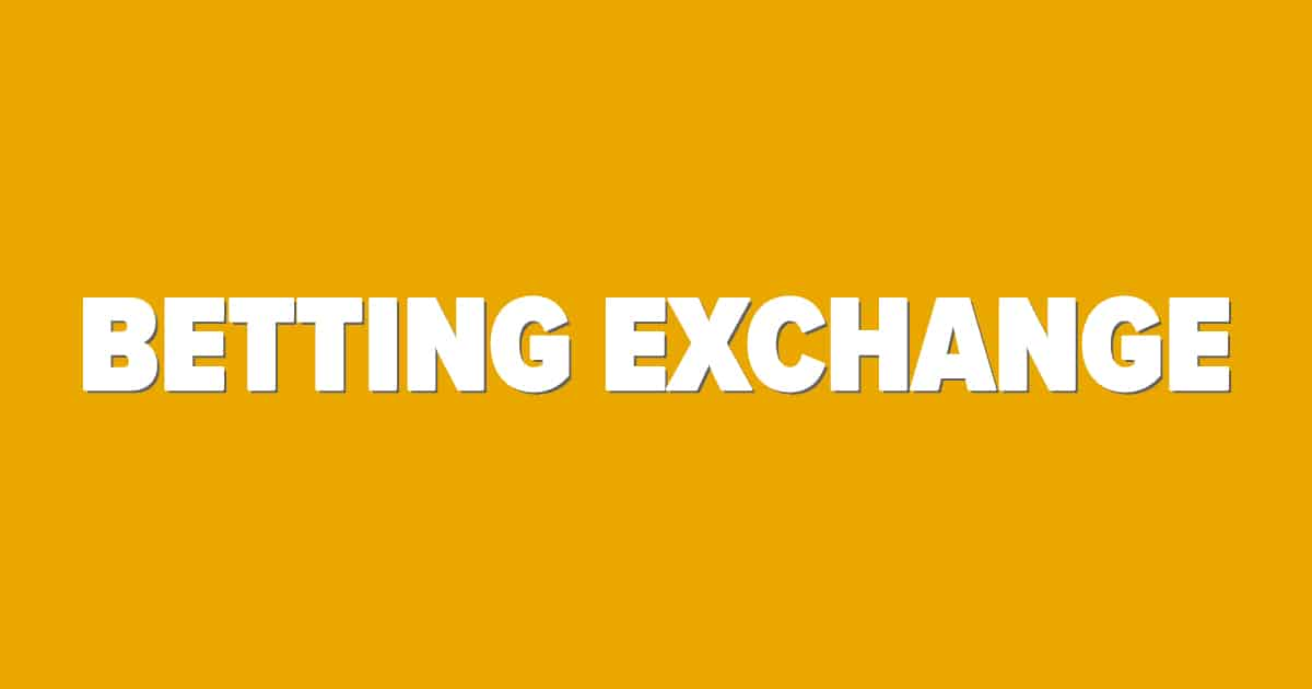 Betting Exchange bild