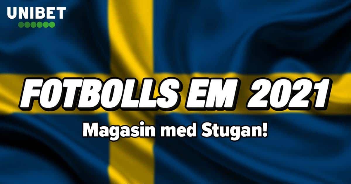 Fotbolls EM Stugan