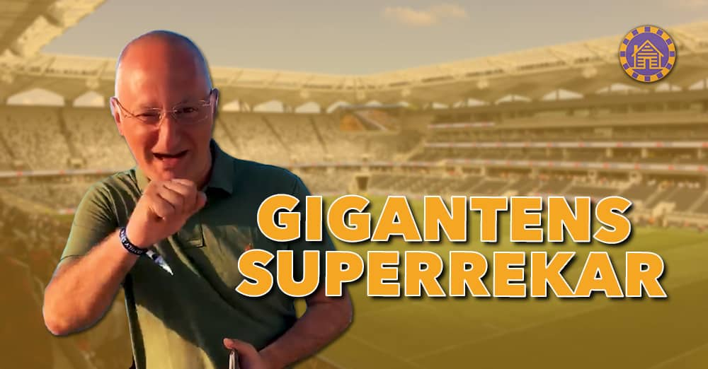 Gigantens superrekar