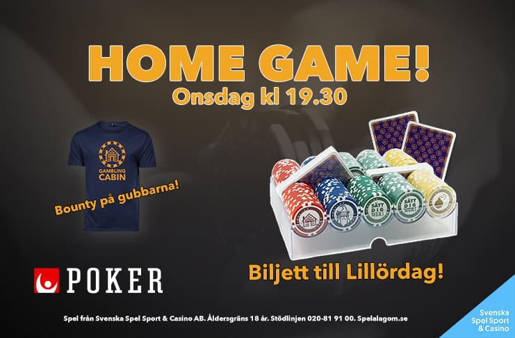 Home Game Pokerbild