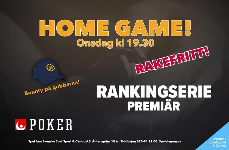 Home Game Rankingbild