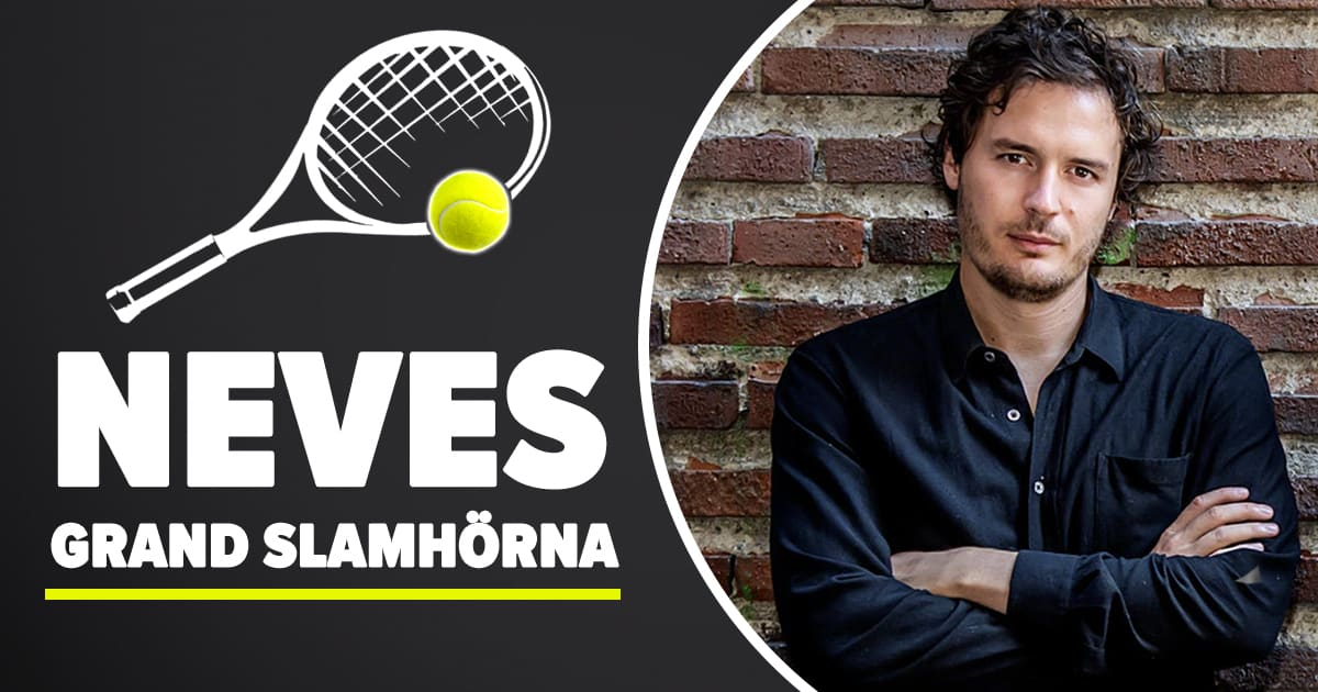 Neves analyserar Australien Open Grand Slam