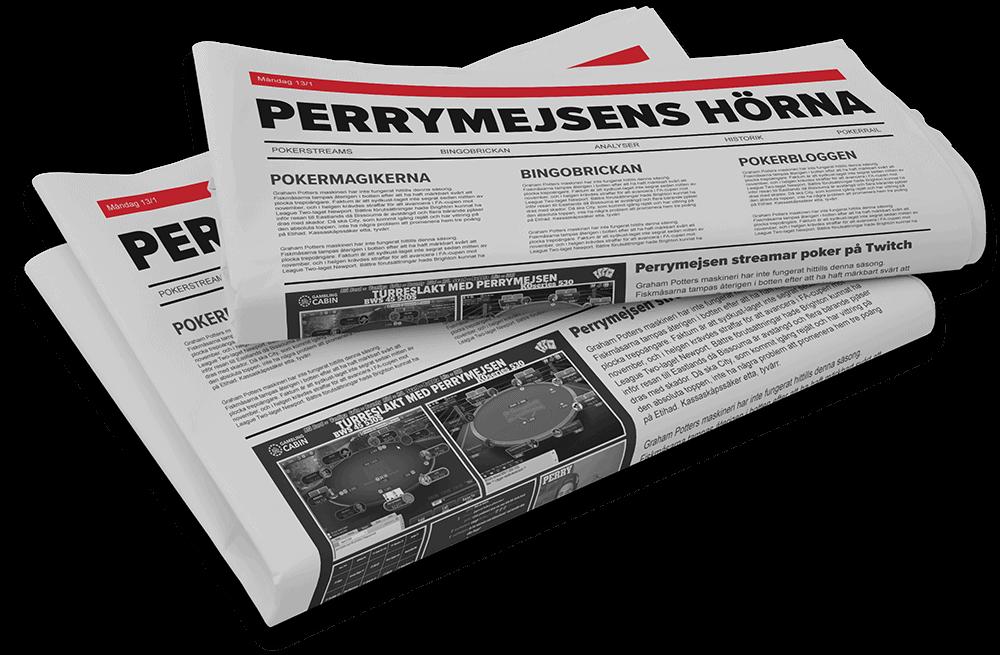 Perrymejsens hörna tidning