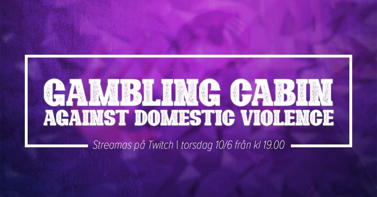 Poker for Charity Domestic Violence