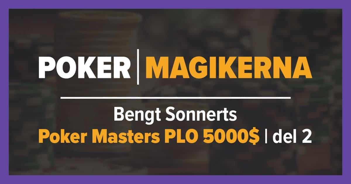 Pokermagikerna bengt Sonnert