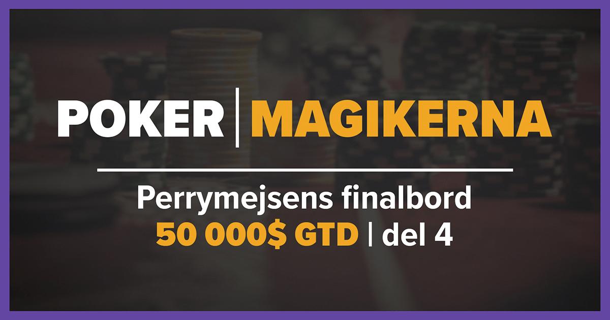Pokermagikerna