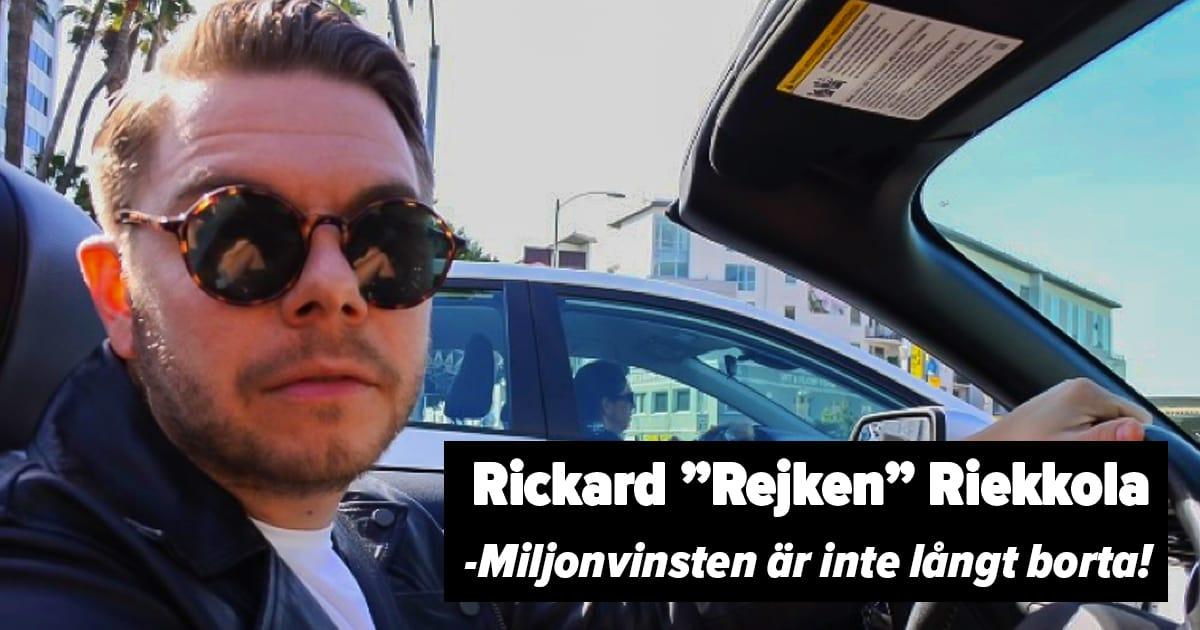 Rickard Rejkens Riekkola andelar