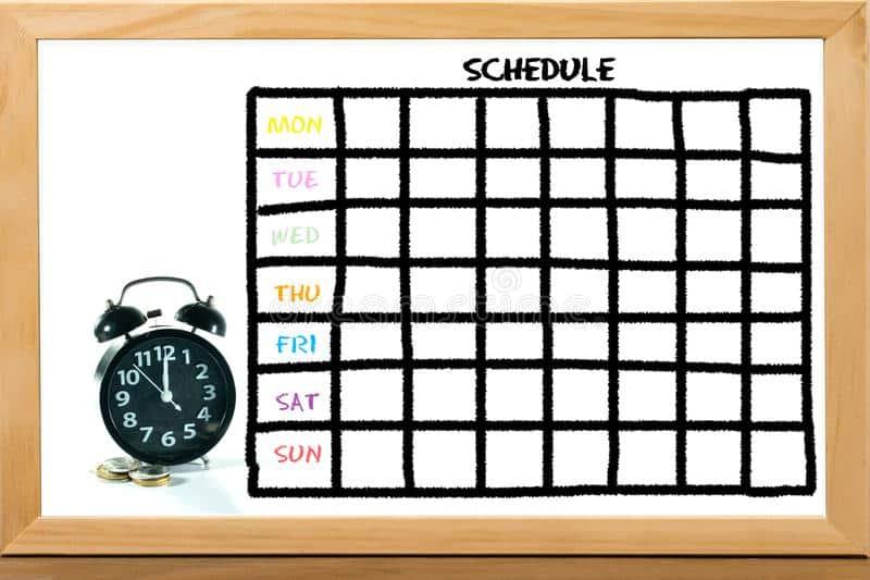 Schedule TGC