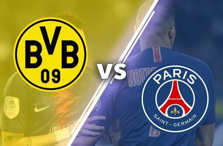 BVB vs Paris 2020 bild