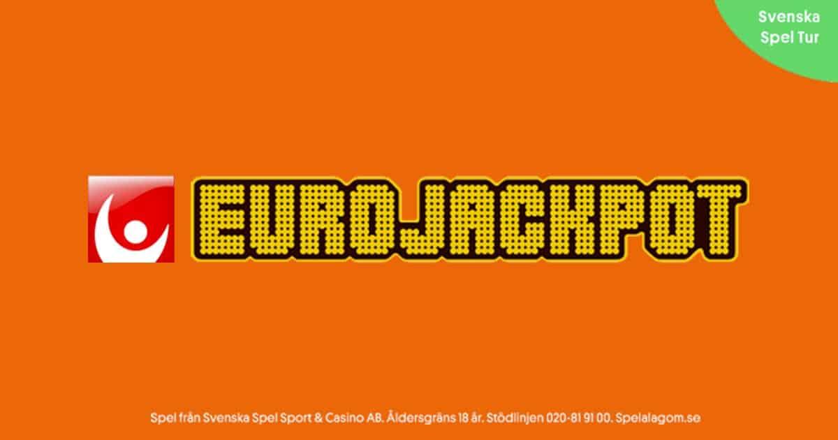 Eurojackpot Jackpot Miljoner