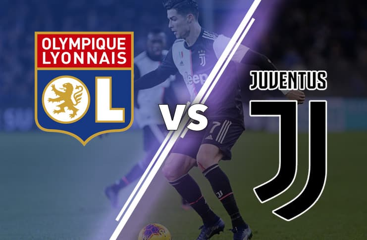 Lyon vs Juventus bild