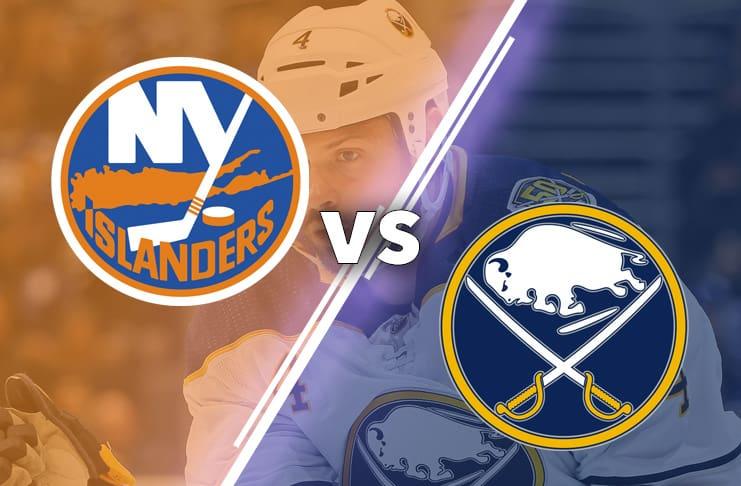 Islanders vs Sabres 2019 bild