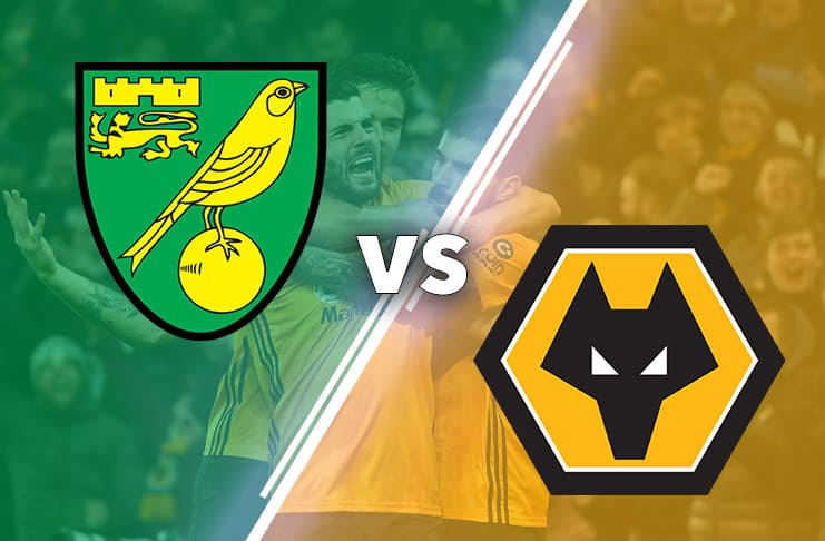 Norwich vs wolves 2020 bild
