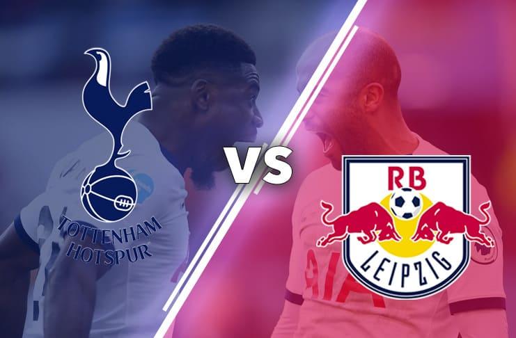 Spurs vs Leipzig 2020 bild