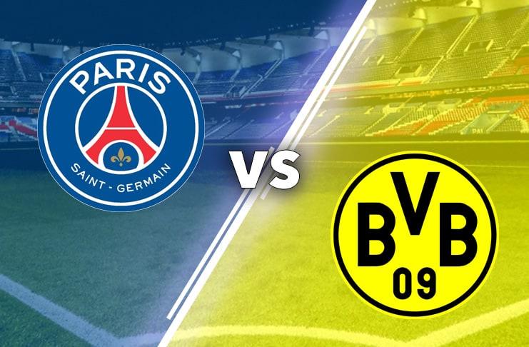 Paris vs BVB bild