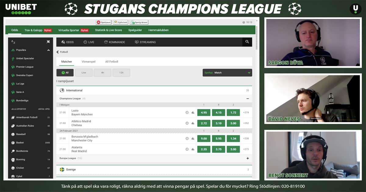 Stugans Champions League