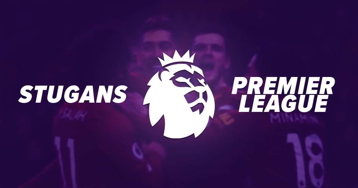 stugans premier league ranking
