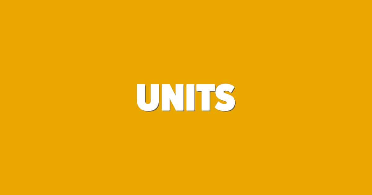 Units sportsbettingskola