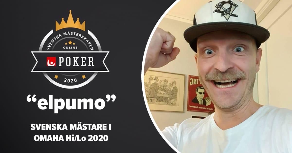 Vinnare Poker-SM Hi/Lo