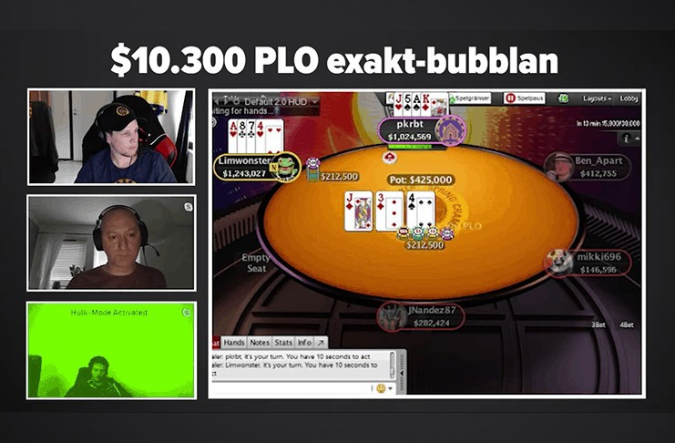 PLO pokerbild