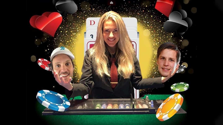 Poker ladies bild